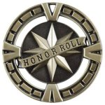 Honor Roll BG Series Medal Awards