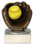 Color Tek Softball Award Color Tek Resin Trophy Awards