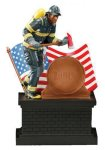 Signature Series Service Collection Awards Firefighter Trophy Awards