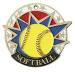 USA Sport Softball Medals Softball Trophy Awards