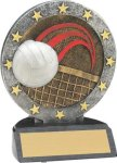 All-Star Resin Trophy -Volleyball Volleyball Trophy Awards