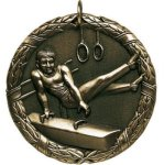 Gymnastics, Male XR Series Medal Awards